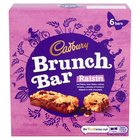 Cadbury Raisin Brunch Bars